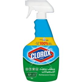 Clorox Multipurpose Cleaner with Bleach - 750ml