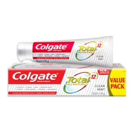 Colgate Toothpaste Total Clean Mint - 150ml