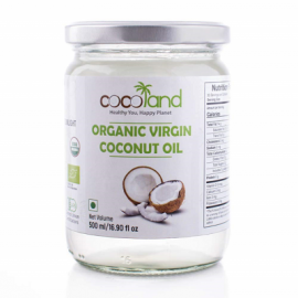 Cocoland Coconut Extra Virgin Oil - 500ml