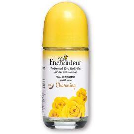 Enchanteur Charming Perfumed Deo Roll On 50ml