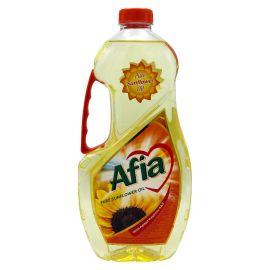 Afia Pure Sunflower Oil - 1.5L