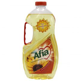 Afia Pure Sunflower Oil - 2.9L