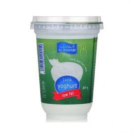 Al Rawabi Fresh Yoghurt Full Cream - 400g