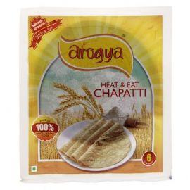 Arogya Heat & Eat Chapatti 6pcs
