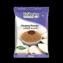 Chutney Powder (Chutney Podi)