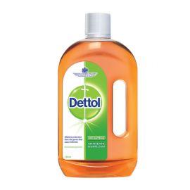 Dettol Anti Bacterial Antiseptic Liquid - 750ml