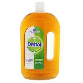 Dettol Anti Bacterial Antiseptic Disinfectant - 1L