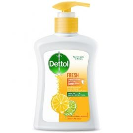 Dettol Fresh Anti-Bacterial Liquid Hand Wash