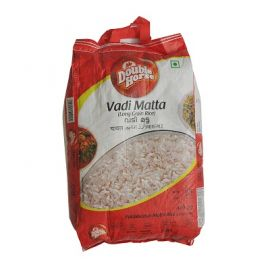 Double Horse Palakkadan Vadi Matta Rice Long Grain - 10 Kg