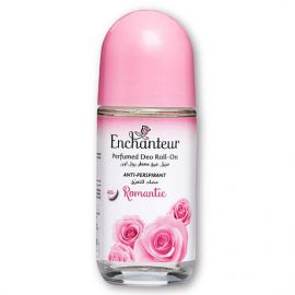 Enchanteur Romantic Roll-On Deodorant - 50ml