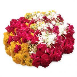 Pooja Mix Flowers - Big Pack