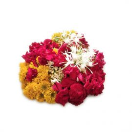 Pooja Mix Flowers - Small Pack