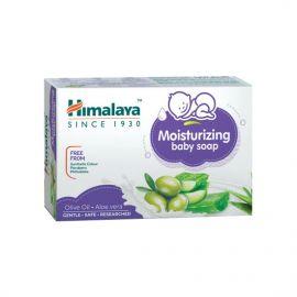 Himalaya moisturizing baby bath soap - 75g
