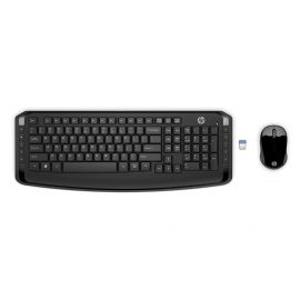 HP Pavilion WireLess Keyboard & Mouse 300 - 1pc