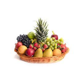 Fresh Fruit Basket (Gross Weight Aprox 6 Kg)