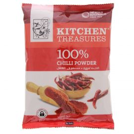 Kitchen Treasures 100% Chilly Powder - 400g