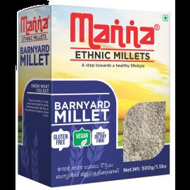 Manna Ethnic Barnyard Millet - 500g