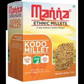 Manna Ethnic Kodo Millets - 500g
