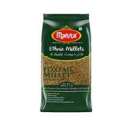 Foxtail Millet (Manna)