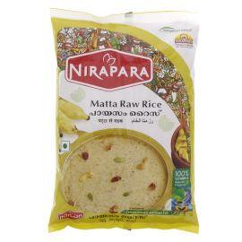 Nirapara Matta Raw Rice - 1Kg