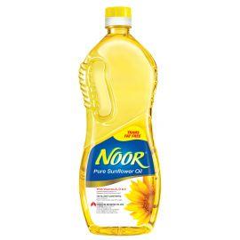 Noor 100% Pure Sunflower Oil - 750ml