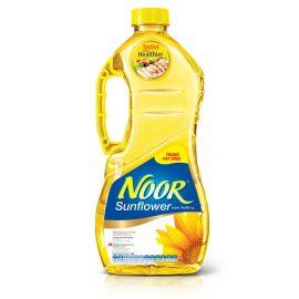 Noor 100% Pure Sunflower Oil - 3L