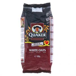 Quaker White Oats - 500gm