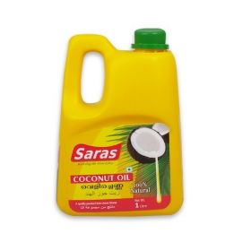 Coconut Oil (Saras)