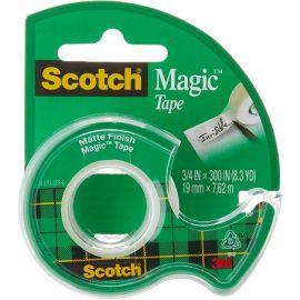 Scotch 105 Magic Tape, 3/4 x 300 inch