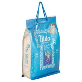 Tilda Grand Extra Long Basmati Rice - 5Kg